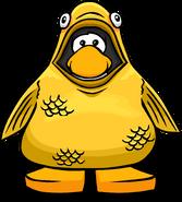 Fish Costume PC