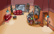 Halloween Party 2019 construction Coffee Shop