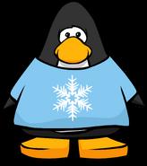 Snowflake T-Shirt PC