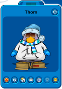 Thorn Player Card - Mid January 2019 - Club Penguin Rewritten (2)