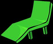 Green Deck Chair sprite 001