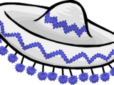 Inverted Starlit Sombrero