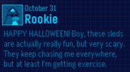 EPF Message October 31 1