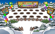 Waddle On Puffle Feeding Area