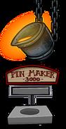 2018 Pin Maker 3000