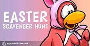 Easter Egg Scavenger Hunt 2020 Splash art