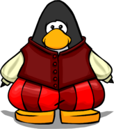 Prince Redhood's Costume PC