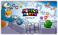 Puffle Party 2018 Login