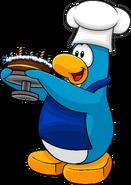 BakersApronPenguinStyle