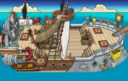 Island Adventure Party 2018 Pirate Ship 8