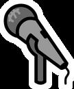 Microphone Pin