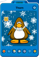 Thorn Player Card - Mid January 2019 - Club Penguin Rewritten (5)
