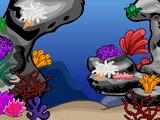 Underwater Adventure Background