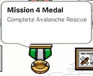 Mission 4 Medal SB