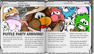 Puffle Party 2020 Article Issue 144