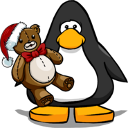 Holiday Teddy PC