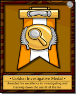 Mission 5 Medal full award