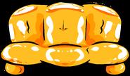 Orange Inflatable Sofa sprite 001