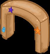 Sand Castle Arch sprite 002