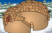 Sand Split Level Igloo IG