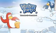Winter Party 2019 Login