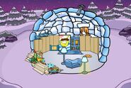 Artists igloo