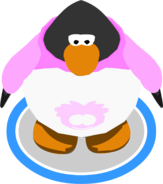 I Heart My Pink Puffle T-Shirt IG