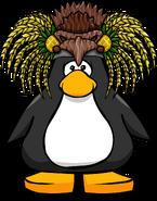Pineapple Headdress PC