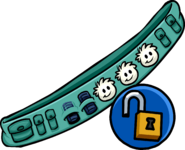 Puffle Care Sash Unlockable
