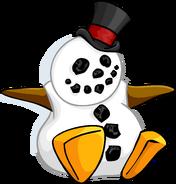 Snowman Costume 4