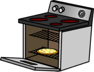 Stainless Steel Stove sprite 007