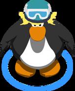 Blue Goggles IG