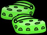 Green Cuckoo Ka Shoes