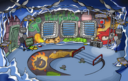 Puffle Party 2017 Underground Pool