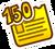 150th Newspaper Pin