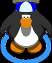 Blue Propeller Cap IG