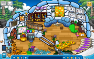 Skyver's igloo late october