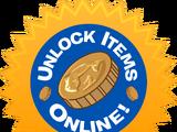 Unlock Items Online