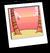 Soda Beach Background Icon