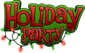Holiday Party 2019 Logo