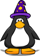 Purple Wizard Hat PC