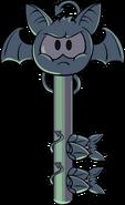 Bat Puffle Spooky Key