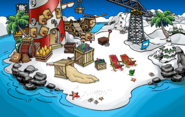 Island Adventure Party 2018 con Beach 2