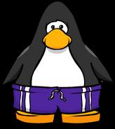 Purple Shorts PC
