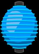 Blue Paper Lantern Sprite 001