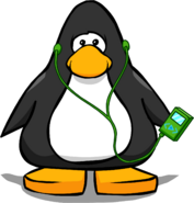 Green MP3000 PC