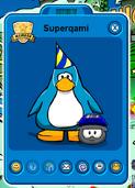 SuperqamiPlayercard