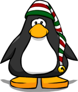 Candy Cane Hat PC