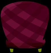 Burgundy Chair sprite 005