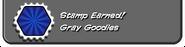 Gray Goodies Earned